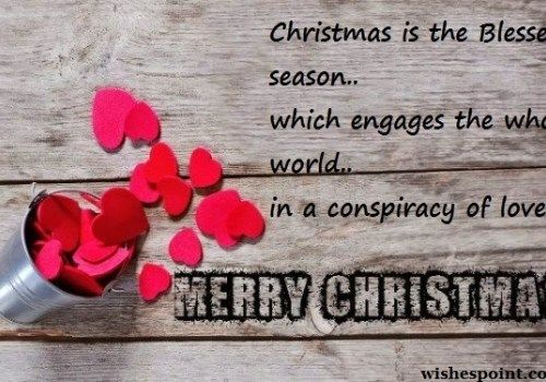 christmas wishes messages for my love 2018