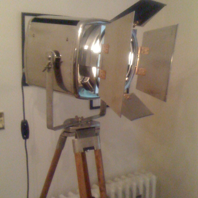 1950's Stage Light For Sale.