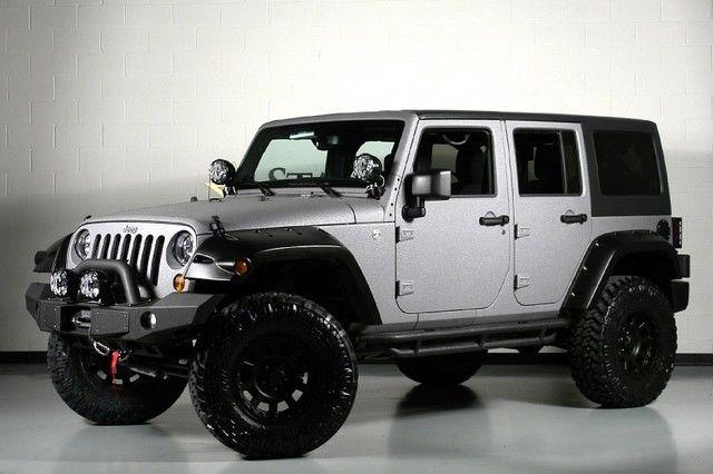 2013 Jeep Wrangler Unlimted