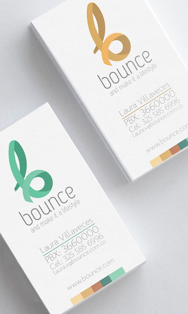 Branding Gym Bounce on Behance