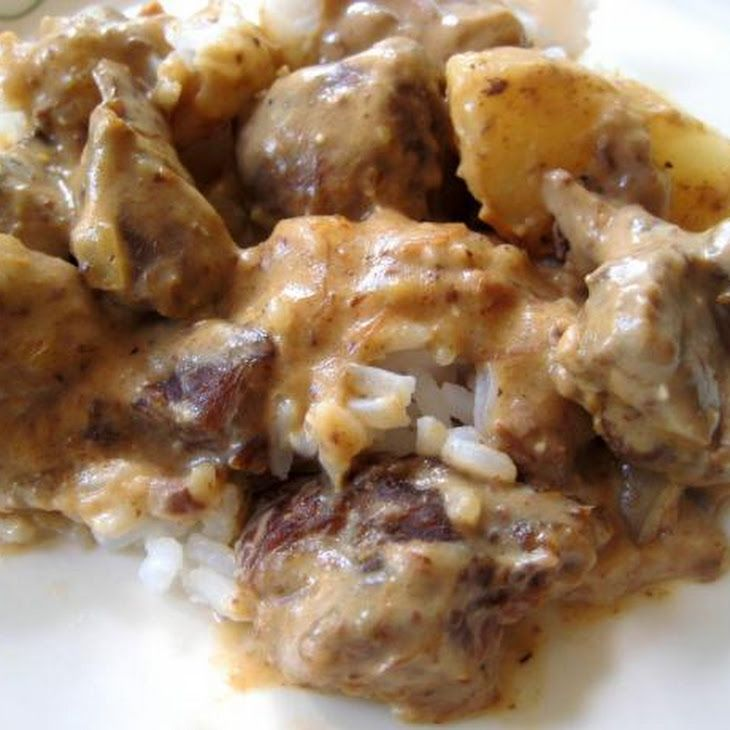 Cream Cheese Chuck Roast Recipe---the comments on this are awesome!  Crock pot favorite.