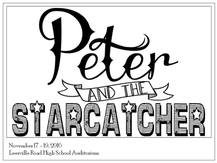 33 best 2016 Fall Play: Peter and the Starcatcher images