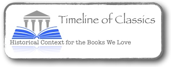 Timeline of Classics - a reference book that puts classics in historical order as a guide to teaching history/literature in your homeschool. Particularly helpful for using with a Thomas Jefferson Education. E-book, CD-R, or book form.