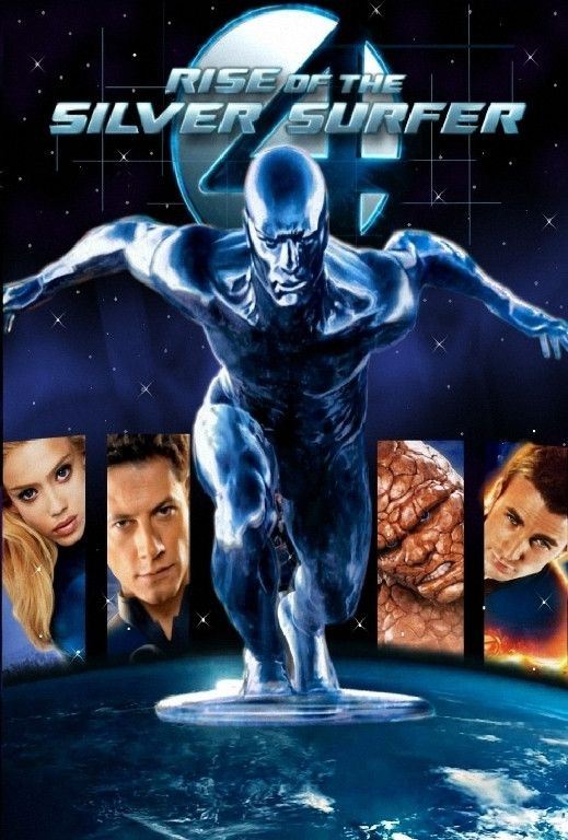 fantastic four rise of the silver surfer full movie viooz