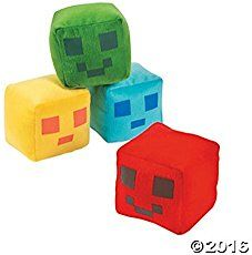 Check out the coolest minecraft birthday party favors for kids. Fun, easy and exciting minecraft party favors from treats to toys for your special occasion. All the children will enjoy these ideal minecraft gifts for a thank you.