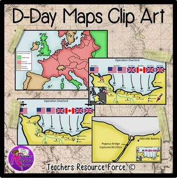 d-day clipart