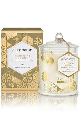 Glasshouse Christmas Cheer Candle