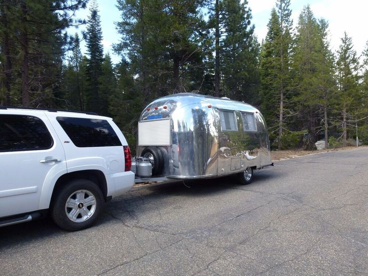 vintage airstream travel trailer caravel Airstream