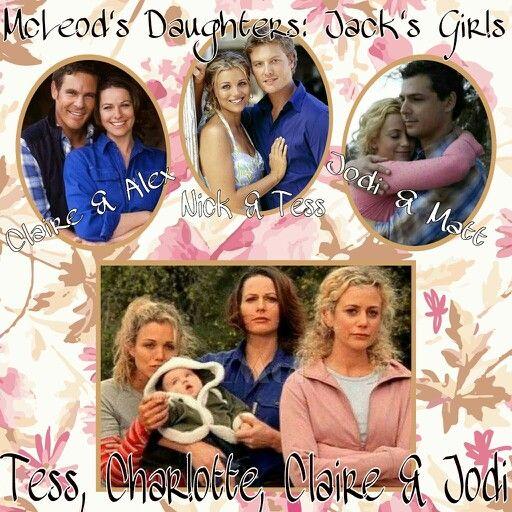 McLeod's Daughters Wallpaper by Elizabeth McFarland! - Jack McLeod's Daughters