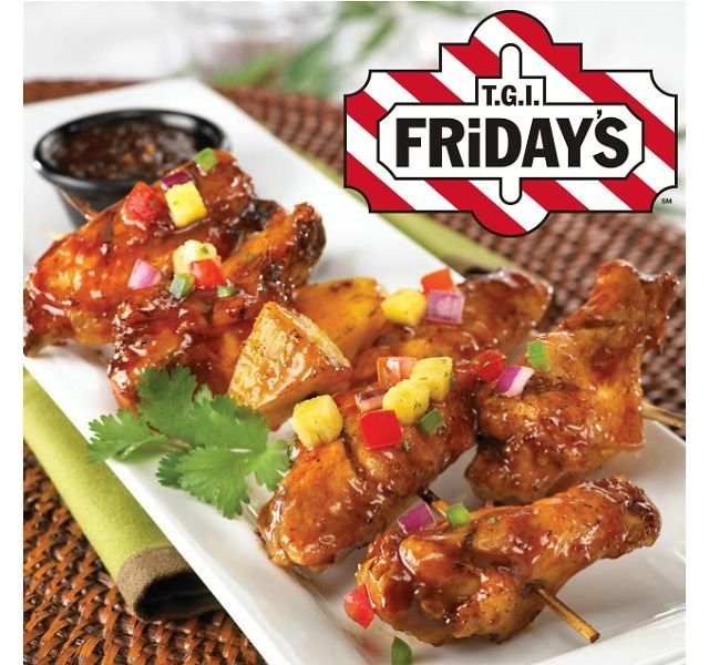 Endless Appetizers Are Back at TGI Fridays $10 (tgifridays.com)
