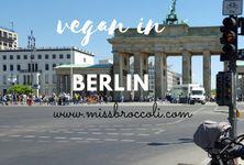 Vegan in Berlin. Tipps für Restaurants, Hotels und Kinder für Kurztripps in die Hauptstadt.