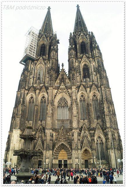 Kölner Dom - Katedra w Kolonii