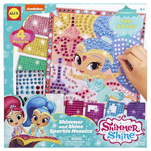 Shimmer and Shine Sparkle Mosaics >>> Click image to review more details. Note:It is Affiliate Link to Amazon. #fashion