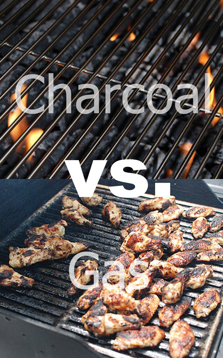 Charcoal vs. Gas #Grilling: Tips from the Pros!