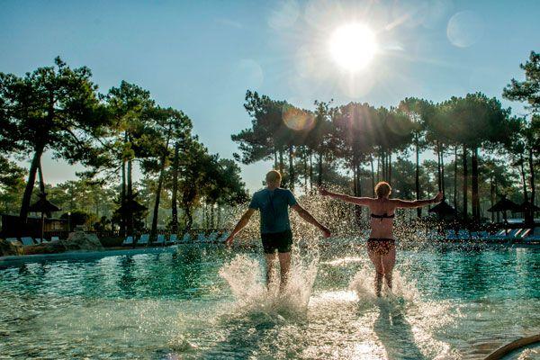 Camping Atlantic Club Montalivet - Camping aquitanien - Camping Frankreich