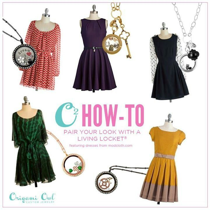 227 best origami owl lockets images on pinterest origami