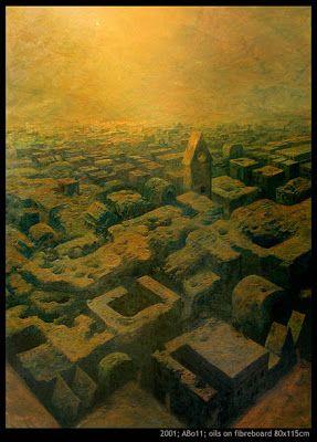 Zdzislaw Beksinski Gallery: Lukasz Banach