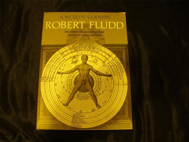 OCCULT ALCHEMY ROBERT FLUDD MAGIC ROSICRUCIAN ILLUMINATI SECRET KNOWLEDGE