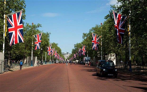 london celebrations for queen's jubilee - Google Search