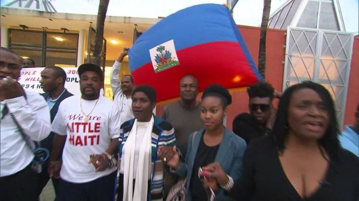 WASHINGTON -- The Department of Homeland Security will stop allowing Haitians to get temporary agricultural and seasonal visas -- a move that comes amid concerns about the Trump administration's feelings toward immigrants of that country and broader restrictions on legal immigration. The announcement to be published in the Federal Register on Thursday will remove Haiti from a list of countries that are eligible for the visas, called the H-2A agricultural and the H-2B non-agricultural tem...