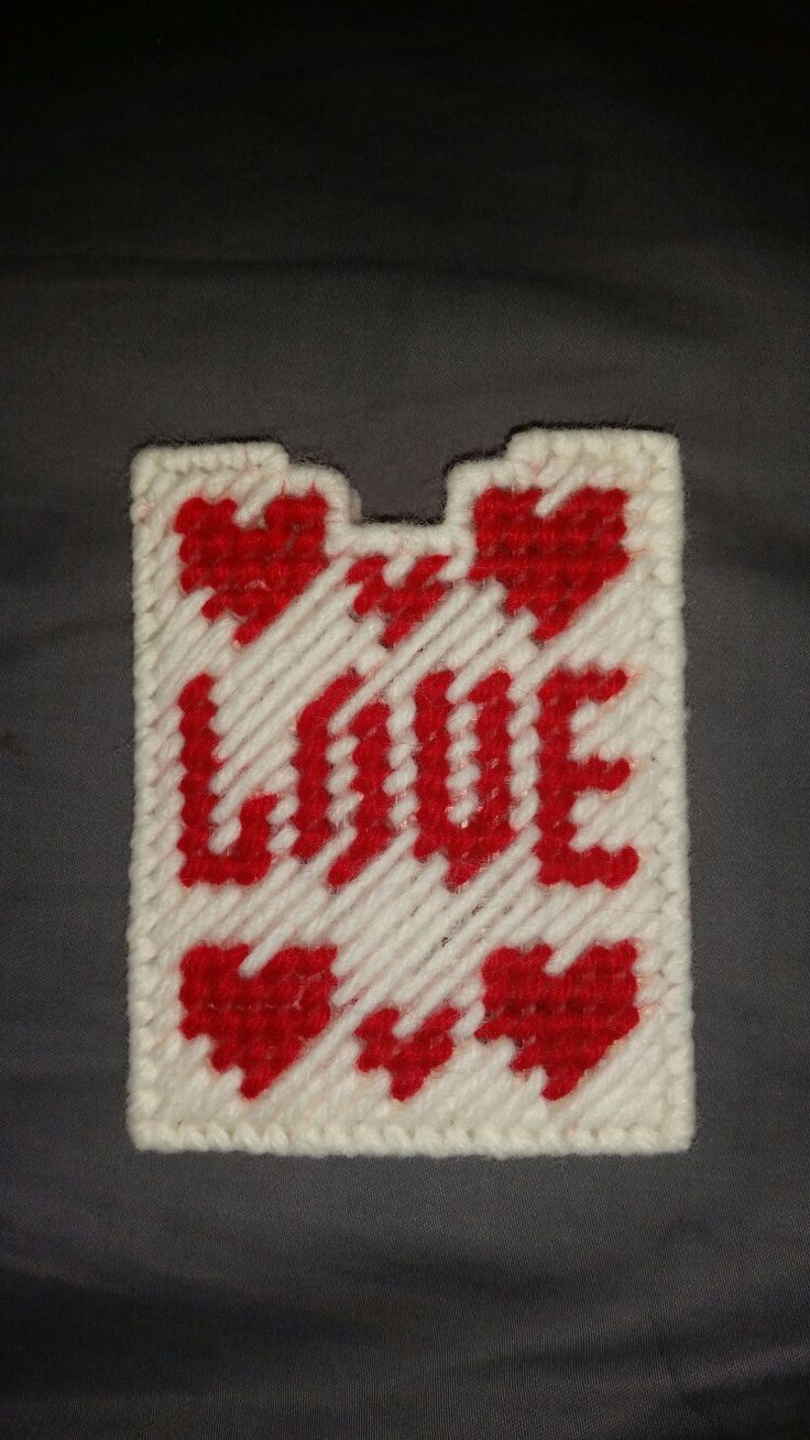 Gift card holder (valentine's day)