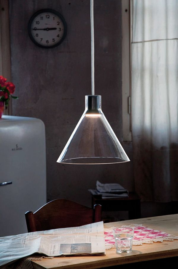 Designer: Bureau Puree. pendant light