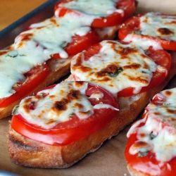 #Tomato #Cheese Bread