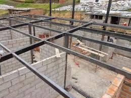 Resultado de imagen para estructuras metalicas para construccion de casas