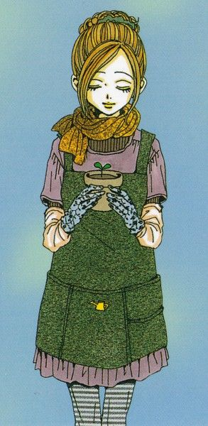 Tags: Anime, NANA (Series), Komatsu Nana