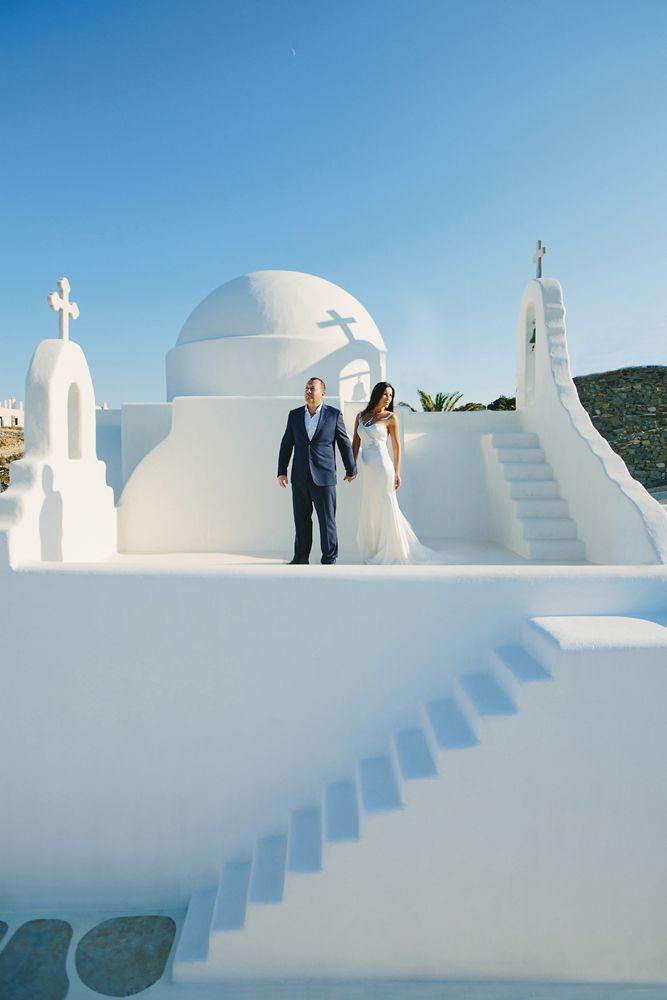 Agios Konstantinos chapel. Mykonos exclusive weddings ..