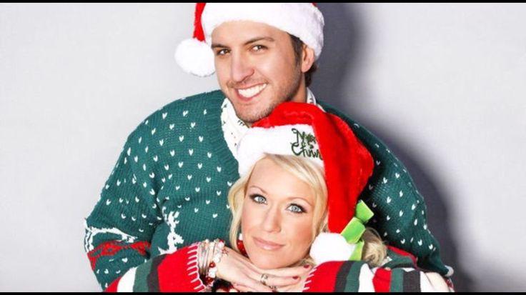 Luke Bryan & wife!
