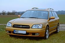 Subaru Legacy - Wikipedia, the free encyclopedia