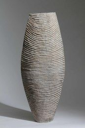 Malcolm Martin and Gaynor Dowling, GROOVED FORM @artsy