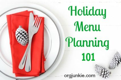17 Best images about Organized Holidays on Pinterest ...