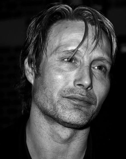 Mads. this man is just so handsome