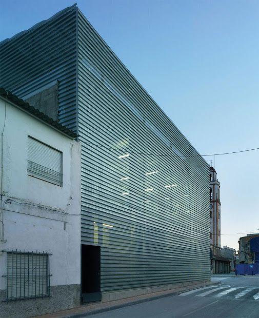 a f a s i a: Fernando De Retes . Enrique Nieto Arquitectos
