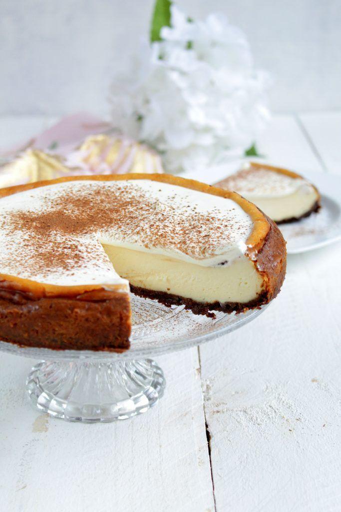 Cheesecake Mit Spekulatius Desserts Aus Dem Thermomix Pinterest