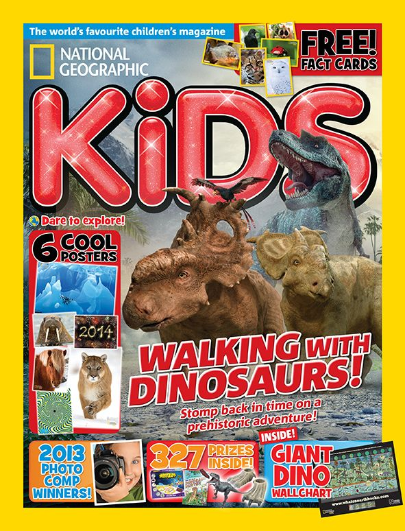 National Geographic Kids Issue 94