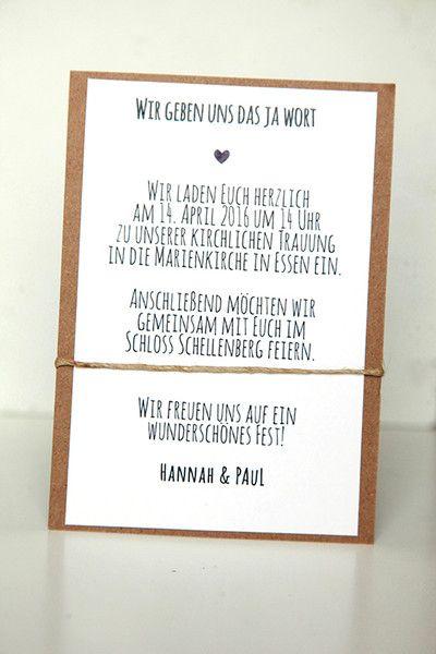 Die besten 17 Ideen zu Einladung Hochzeit Text auf Pinterest | Text für hochzeitseinladung ...