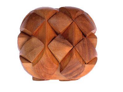 Puzzle de madera de teca double oval http://www.puzzlesingenio.com/juegos-de-madera/140-puzzle-madera-3d-barato.html
