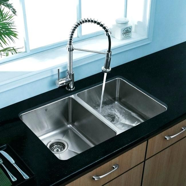 14 Photos Gallery Of New Undermount Kitchen Sinkmodern Stainless Steel Sink  Modern Bathroom Sinks