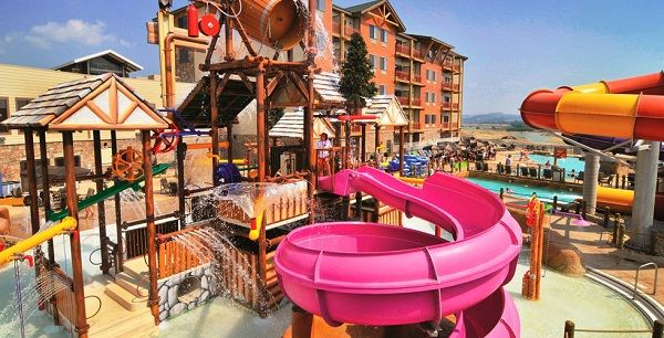 Wilderness at the Smokies:  Located just ten miles from Pigeon Forge, this summer seems precisely like the kind you'll want to fill with the largest waterpark in Tennessee. What do you think?