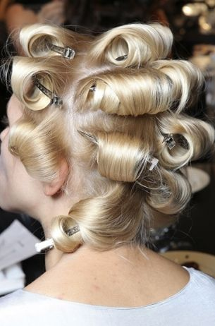 I M A Hot Rollers Kinda Gal Beauty Pinterest Hot Rollers