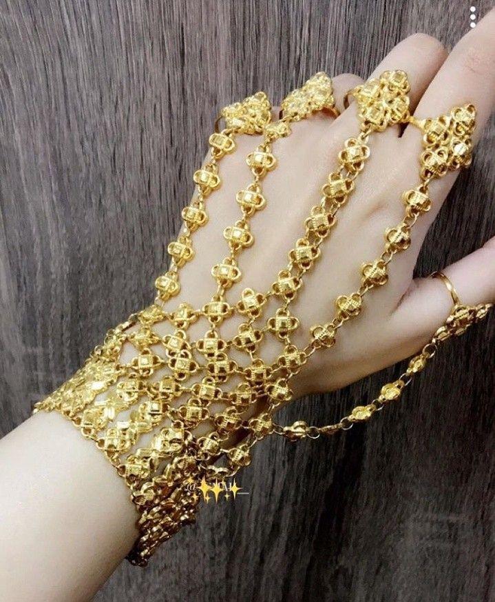 Pin By Sumaiya Khan On Gold Bangles Jewelry Designs Gold Bangles Design Mens Gold Jewelry