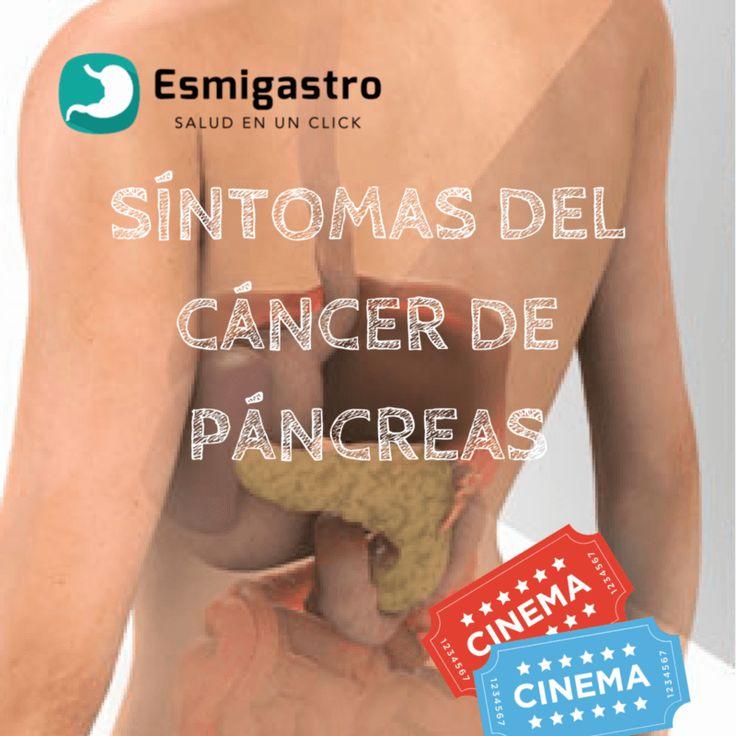Síntomas del Cáncer de Páncreas