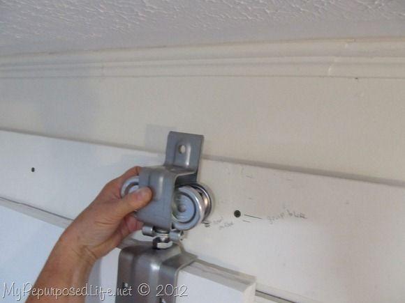 Sliding Glass Kitchen Cabinet Doors