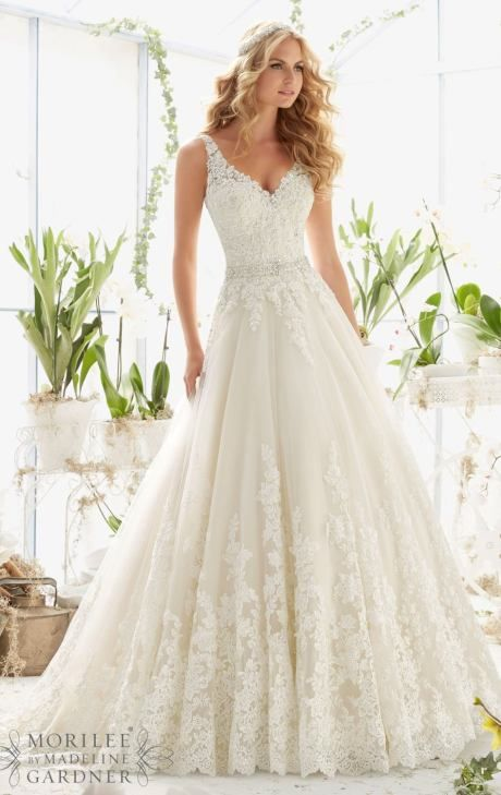 Mori Lee 2821 by Bridal by Mori Lee