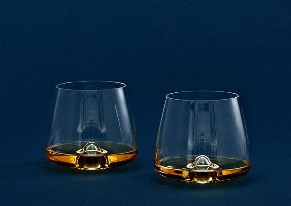 Normann Copenhagen - Wiskey glass