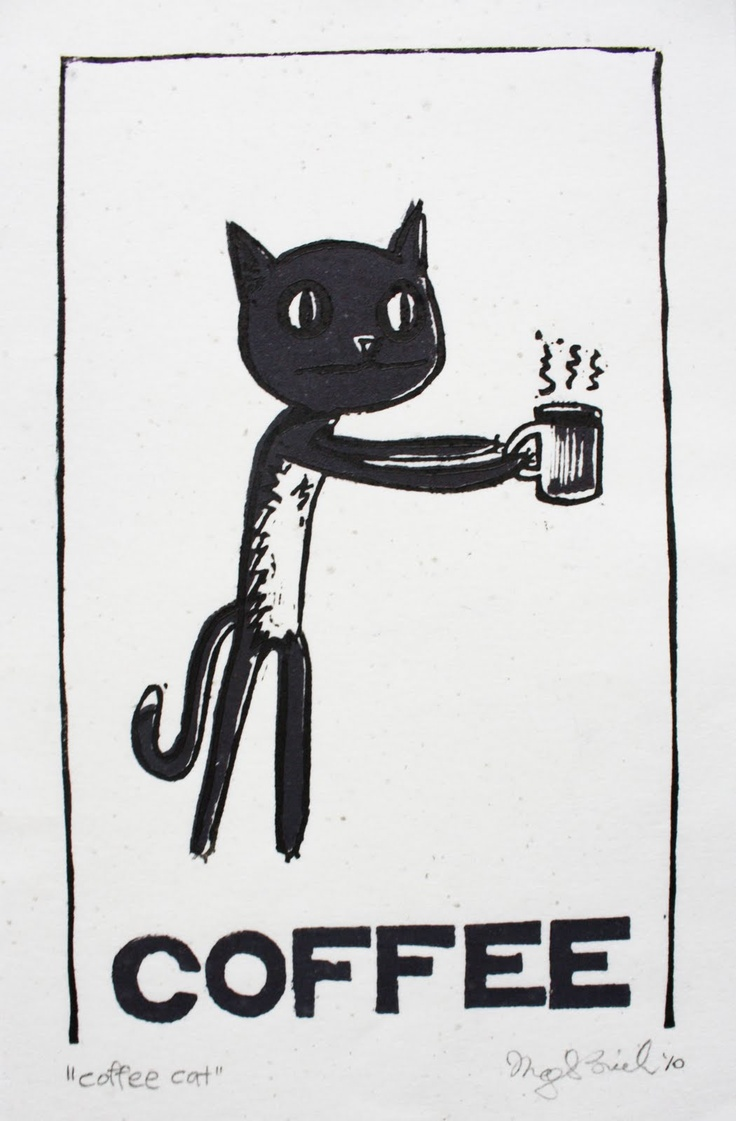 189 best Coffee illustrations images on Pinterest