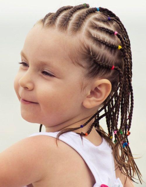 Best Cornrow Hairstyles - White Girl Cornrows